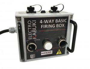 EK 4-way firing box