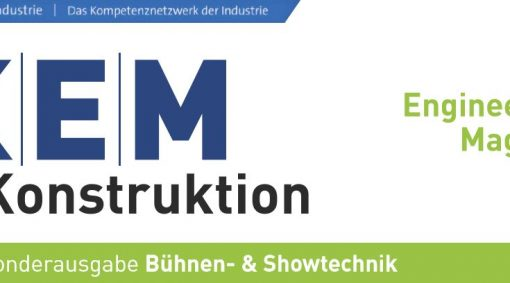 Kem Konstruktion magazine masthead